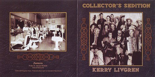 Kerry Livgren (Kansas) - Collector's Sedition (Director's Cut) (2000)