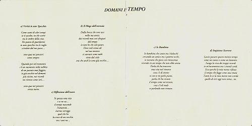 Nuova Era - Io e il Tempo (1992)