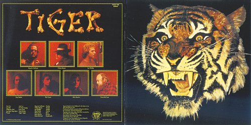 Tiger - Tiger (1976)