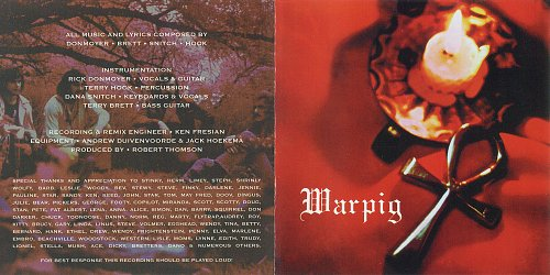 Warpig - Warpig (1970)