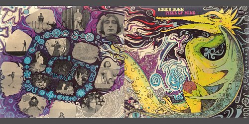 Roger Bunn (Roxy Music)- Piece Of Mind (1969)