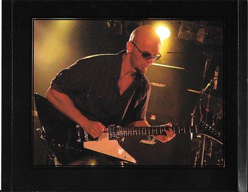 Taz Taylor Band - Big Dumb Rock (2010)
