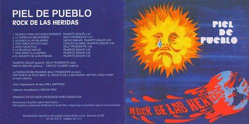 Piel de Pueblo - Rock De Las Heridas (1972)