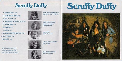 Scruffy Duffy - Scruffy Duffy (1973)