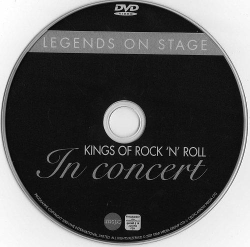 Kings Of Rock-n-Roll - Legends in Concert (2004)