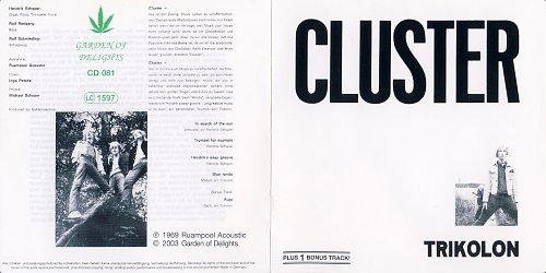 Ticolon - Cluster (1969)