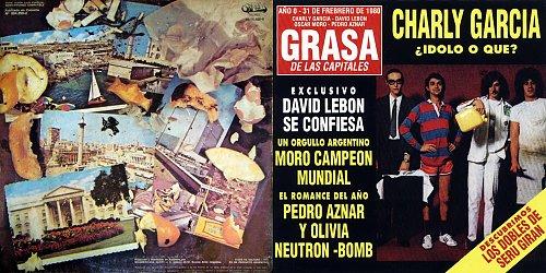 Seru Giran - Grasa De Las Capitales (1979)