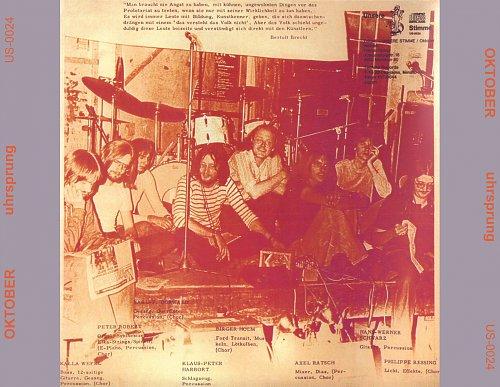 Oktober - Uhrsprung (1976)