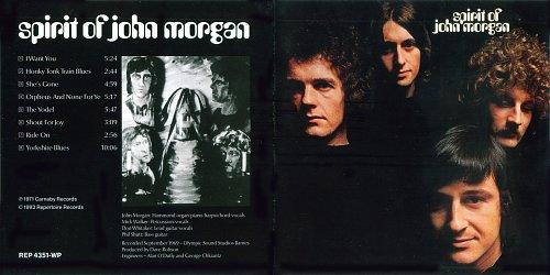 Spirit Of John Morgan - Spirit Of John Morgan (1971)
