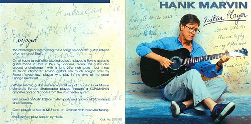 Hank Marvin - Guitar Player (2002)