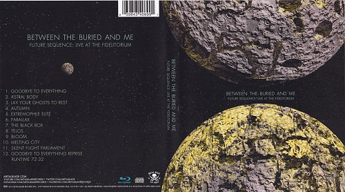 Between the Buried and Me - Future Sequence. Live At The Fidelitorium (2014)