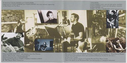Colin James - National Steel (1997)