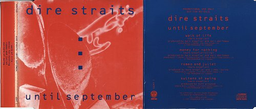 Dire Straits - Until September (1991, Promo)