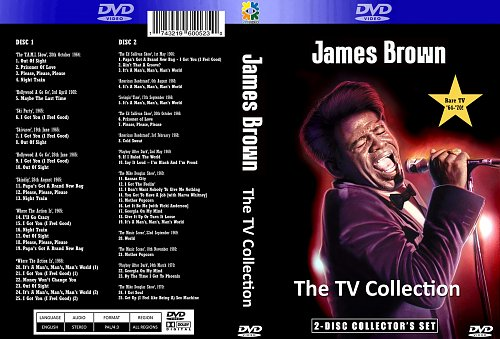 James Brown - The TV Collection (2017)