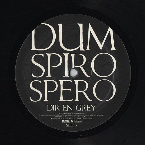 Dir En Grey - Dum Spiro Spero (2011)