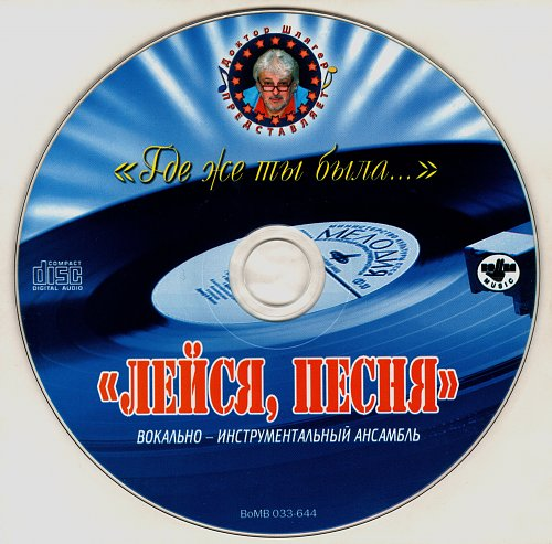 Лейся, Песня - Где же ты была...(2010)