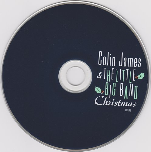 Colin James & The Little Big Band - Christmas (2007)