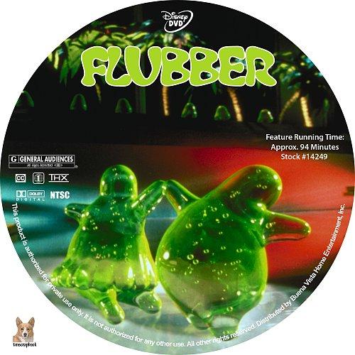 Флаббер / Flubber (1993)
