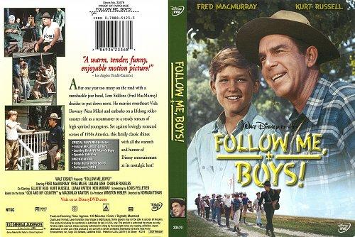 За мной, парни! / Follow Me Boys (1966)
