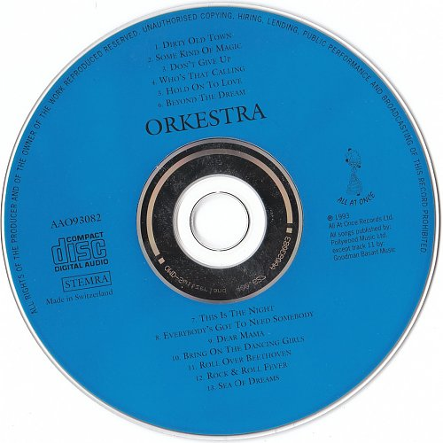 Orkestra (ELO Part II) - Roll Over Beethoven (1993)