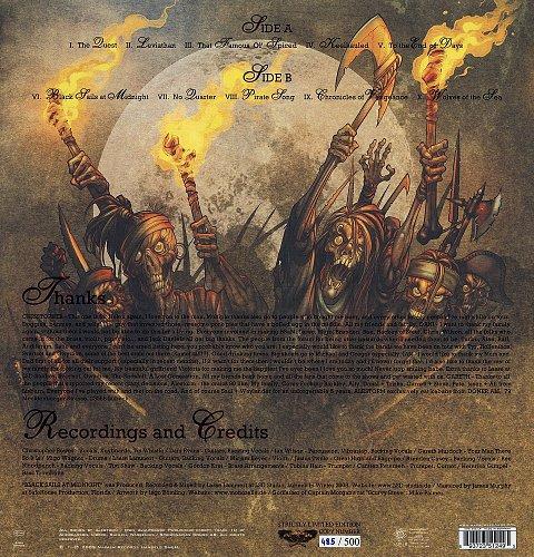 Alestorm - Black Sails At Midnight (2009) Picture Disc