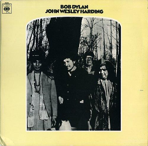 Bob Dylan - John Wesley Harding (1967)