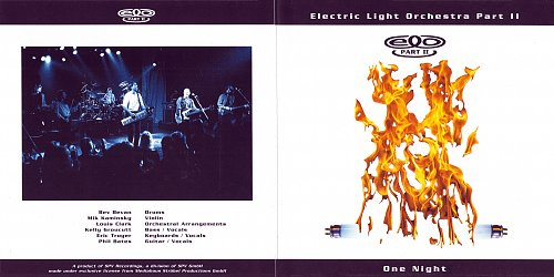 Electric Light Orchestra Part II - One Night. Live In Australia (1996)
