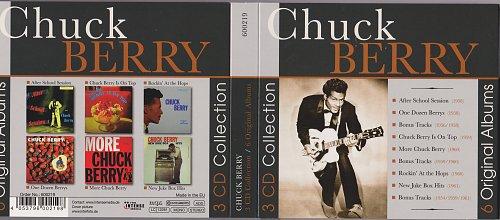 Chuck Berry-  6 Original Albums (2010)