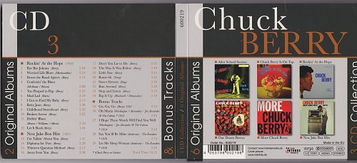Chuck Berry-  6 Original Albums (2010)