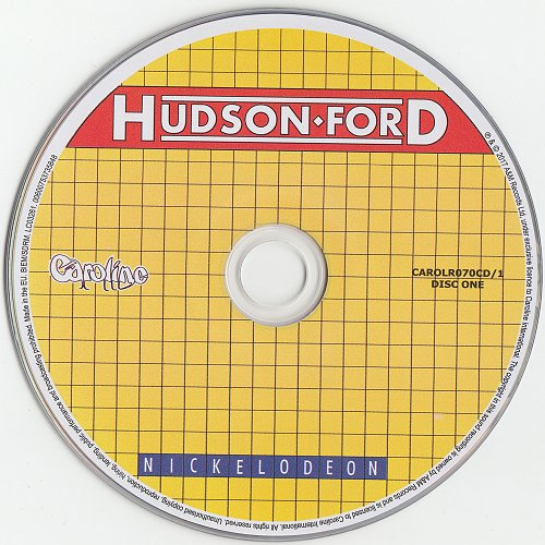 Hudson - Ford -- The A&M Albums - 3CD (2017)