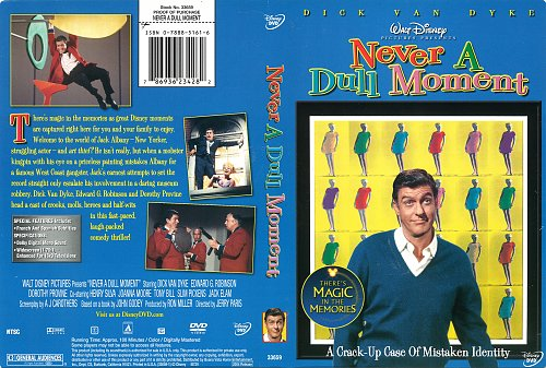 Никогда не грусти / Never a Dull Moment (1950)