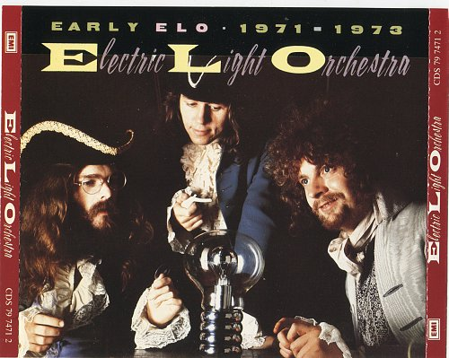 Electric Light Orchestra - Early ELO (2CD) (1991)