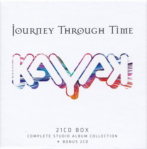 Kayak - Journey Through Time (2017)