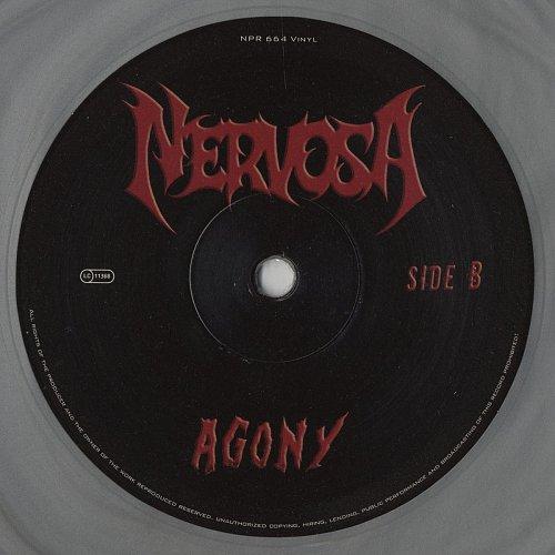 Nervosa - Agony (2016)