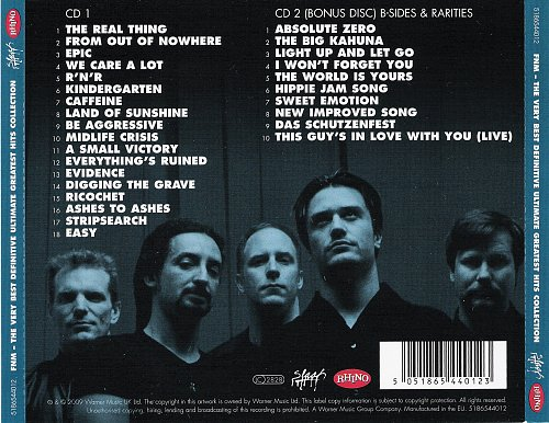 Faith No More - The Very Best Definitive Ultimate Greatest Hits Collection (2CD) (2009)