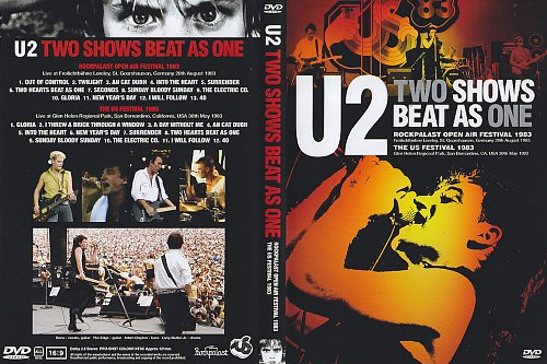 U2 ''Two Shows Beat As One''