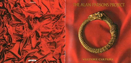 Alan Parsons Project, The - Vulture Culture (1985)