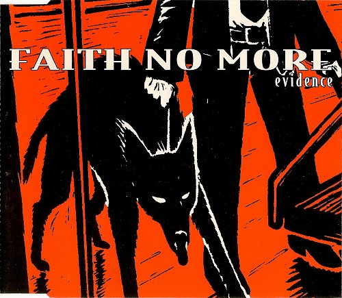 Faith No More - Evidence (CDS) (1995)