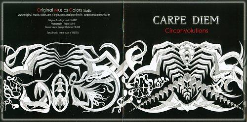 Carpe Diem - Circonvolutions (2015)