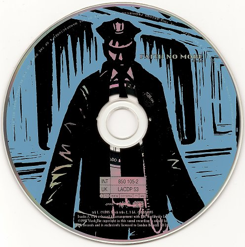 Faith No More - Ricochet (CDS) (1995)