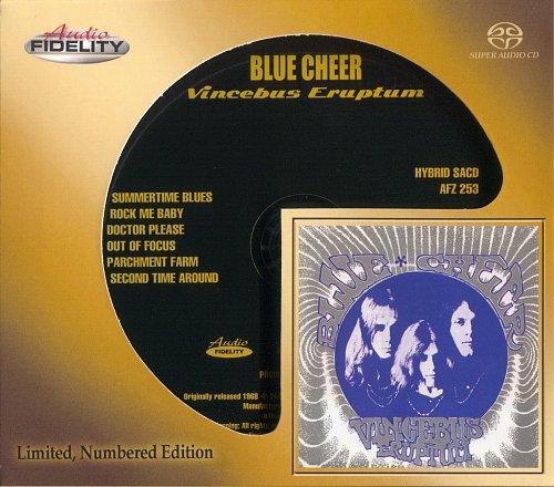 Blue Cheer - Vincebus Eruptum (1968)