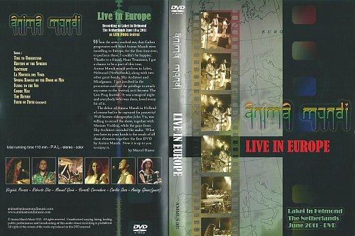 Anima Mundi - Live in Europe (2011)