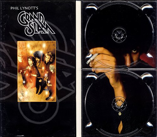Phil Lynott's Grand Slam - The Studio Sessions (2002)