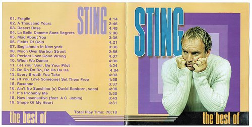 Sting - The Best Of (2002)