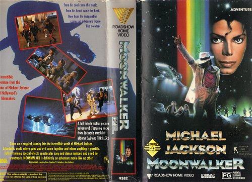 Moonwalker  / Лунная походка (1988)