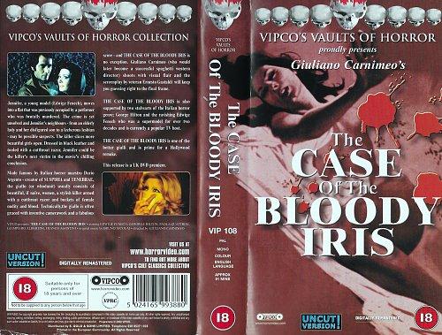 Perché quelle strane gocce di sangue sul corpo di Jennifer?  / Ирис в крови (1972)