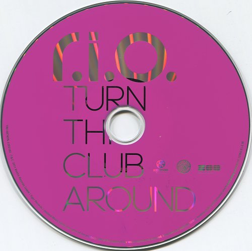 R.I.O. - Turn This Club Around (2011)