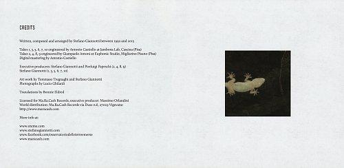 OTEME [Osservatorio Delle Terre Emerse] - L'Agguato, L'Abbandono, Il Mutamento (2015)
