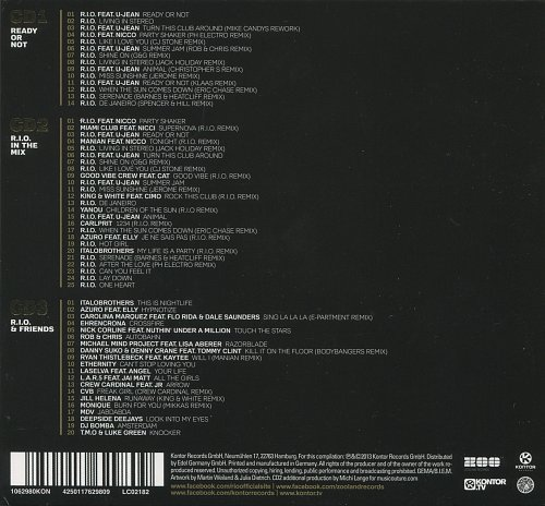 R.I.O. - Ready or Not (2013)