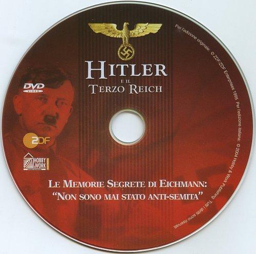 """Hitler E Il Terzo Reich (DVD 31: Le Memorie Segrete Di Eichmann: """"Non Sono Mai Stato..."""") [2004]"""
